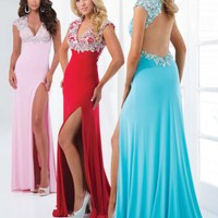Tony Bowls Le Gala Dress 114547 at Peaches Boutique