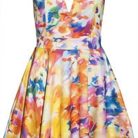 Call Me Abstract Dress