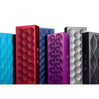 MINI JAMBOX by Jawbone Wireless Bluetooth Speaker - Aqua Scales - Retail Packaging