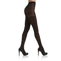 Kardashian Kollection- -Women's Chevron Tights-Clothing-Intimates-Socks & Hosiery