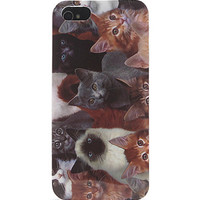 With Love From CA Kitties 5 iPhone Case at PacSun.com