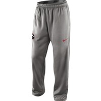 Nike Men's Georgia Bulldogs Grey KO Performance Pants