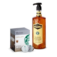 Verismo™ Vanilla Latte Kit