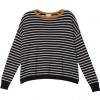 Stripe Alexa Sweater