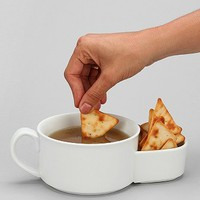 Soup Crackers Bowl - Urban Outfitters