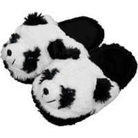 Cuddlee Pet SLIPPERS - Panda - Small