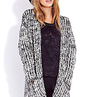 White Noise Cardigan