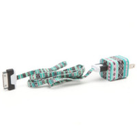PacSun Tribal iPhone Charger at PacSun.com
