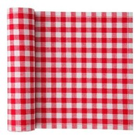 MYdrap Gingham Check Luncheon Napkins on a Roll
