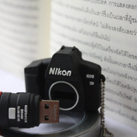 SALE30-70%OFF: 16GB Usb A Mini Dslr Nikon Camera usb Flash Drive 16Gb , Cute Usb Flash Drive , Accessories , usb, Camera usb,
