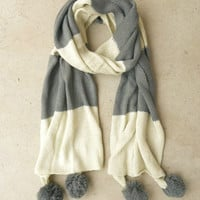 Ivy League Scarf in Gray