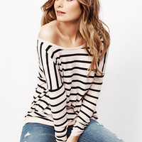 Off-the-shoulder Sweatshirt - Victoria's Secret