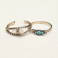 Zelda Double Bangle Set