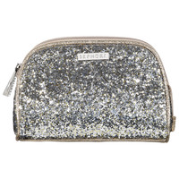 "SEPHORA COLLECTION The Party Side Kick - Silver (2"" W x 5 3/8"" H x 9"" L"
