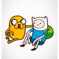 Adventure Time Jake&Finn Patch