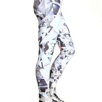 DJPremium.com - Crystallized Print Legging