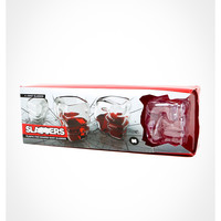 Slammers Shot Glass Set