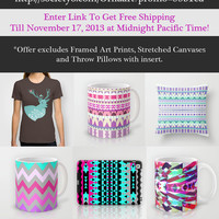 FREE SHIPPING in my Ornaart shop - till November 17, 2013 by Ornaart