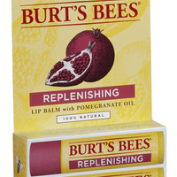 Replenishing Lip Balm with Pomegranate Oil