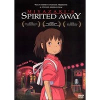 Spirited Away (DVD) (Enhanced Widescreen for 16x9 TV) (Eng/Japanese/Fre) 2001