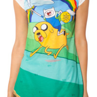 Jake and Finn Rainbow GFT | Black Milk Clothing