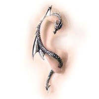 Dragon Earwrap                                     - New Age &amp; Spiritual Gifts at Pyramid Collection