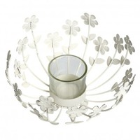 Daisy T-light Holder Table Centre | DotComGiftShop