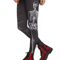 Skeleton Friends Leggings