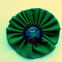 Frankenstein Hair Flower- Psychobilly Accessory