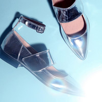 Jeffrey Campbell Walsh Pointy-Toed Mary Jane - Urban Outfitters