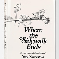Where The Sidewalk Ends: Poems And Drawings By Shel Silverstein  - Urban Outfitters