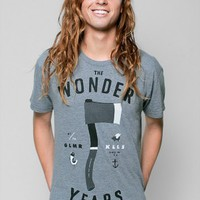 Glamour Kills Clothing - Guys The Wonder Years x GK Collab Tee