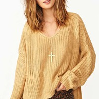 Cambridge Knit - Camel