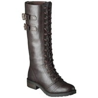 Women's Mossimo Supply Co. Jia Tall Trooper Boots - Assorted Colors