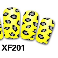 Cute Cheap 3D Nail Sticker Nail thousands of models available XF181
