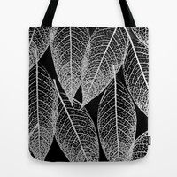 transparency Tote Bag by Marianna Tankelevich
