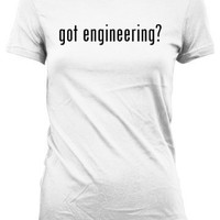 got engineering American Apparel Juniors Cut Women's T-Shirt