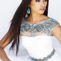 Sherri Hill 21272 at Prom Dress Shop