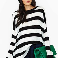 MinkPink London Look Sweater