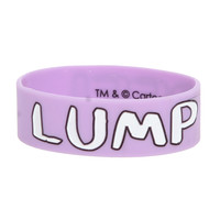 Adventure Time Lumpy Space Princess Lump Off! Rubber Bracelet