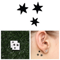 Harry Potter - Stars - Temporary Tattoo (Set of 2)
