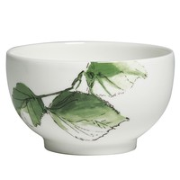 Vera Wang Wedgwood Dinnerware, Floral Leaf Sugar Bowl