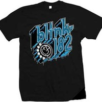 Blink 182 Driptype T-shirt