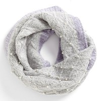 Betsey Johnson 'Pearls of Wisdom' Infinity Scarf | Nordstrom