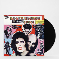 Various Artists - Rocky Horror Picture Show Soundtrack LP- Black One