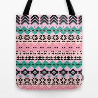 Mix #521 Tote Bag by Ornaart