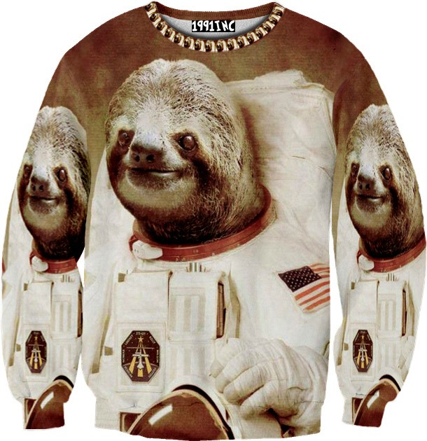 nasa sloth - photo #6