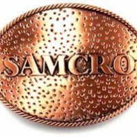 Sons Of Anarchy Belt Buckle - Samcro Biker