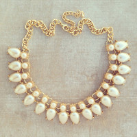 PEARL IREMEL NECKLACE