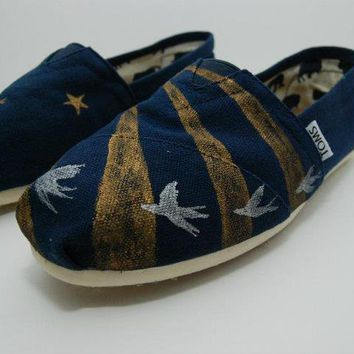 Sun and Moon Custom TOMS